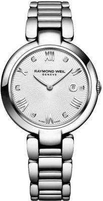 Raymond Weil 1600-ST-00618  Analog Watch For Women