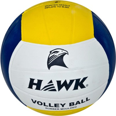 HAWK Shoot Volleyball   Size: 4 Pack of 1, Multicolor HAWK Volleyballs