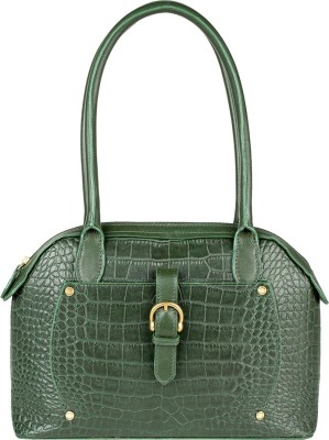 Hidesign Women Green Hand-held Bag