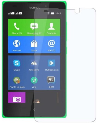 Fancy Interio Tempered Glass Guard for Nokia X2