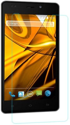 Mobi Square Tempered Glass Guard for Karbonn Titanium Dazzle S202