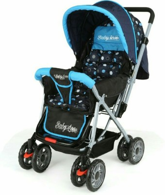 Baby Love weight supported 25 kg Stroller(5, Blue)