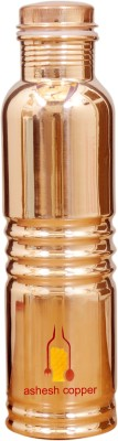 ashesh copper 6 ring golden brown 1000 ml Bottle Pack of 1, Gold, Brown