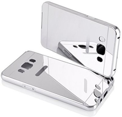 BeFunky Back Cover for Samsung Galaxy J5 - 6 (New 2016 Edition)(Silver, Metal) Flipkart
