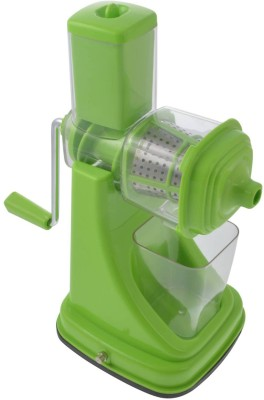 Ganesh Enterprise Plastic Hand Juicer(Green) at flipkart