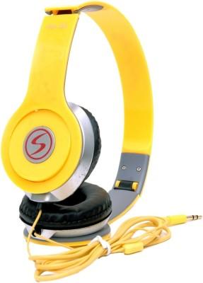 Signature VM 46 Headphone(Yellow, Over the Ear) 1