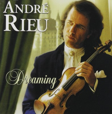 DREAMING ANDRE RIEU DVD Standard Edition English   ANDRE RIEU Music, Movies   Posters