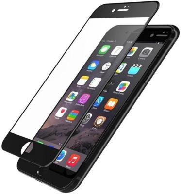 Incredible Edge To Edge Tempered Glass for Incredible Tempered Glass Guard for Soft Sides Curved Edge 4D Full Screen Tempered Glass Screen Protector, Apple iPhone 6S Plus (5.5 inch Black) ( 4D Full Curved Screen Coverage), ( IA101_IPH6_TG )