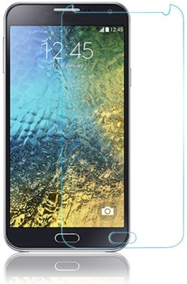 FUN STOP Tempered Glass Guard for Samsung Galaxy E5(Pack of 1)