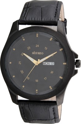 Abrazo AB-NW-WT-MN-DD-BL  Analog Watch For Men