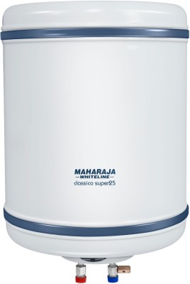 Maharaja Whiteline Classico Super-25 25 Litres Storage Water Geyser