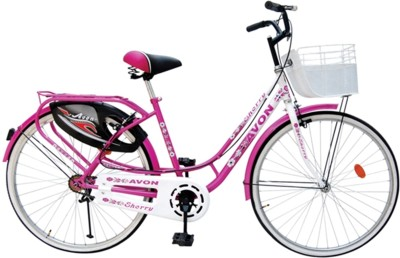 Avon Sherry 26 T Single Speed Girls Cycle/Womens Cycle(Pink)  available at flipkart for Rs.5399