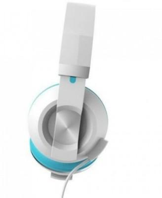 Havit 2171D(White and Blue, Over the Ear)