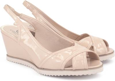 CL by Carlton London Women NUDE Wedges
