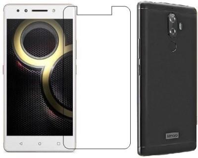 Karimobz Tempered Glass Guard for Lenovo K8 Note(Pack of 1)