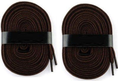 Fashion Gateway 36 Inch Sports Shoe Cotton SL06 Shoe Lace(Brown Set of 2)  available at flipkart for Rs.169