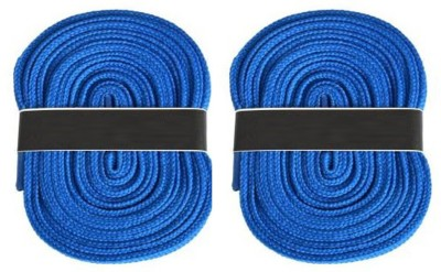 Fashion Gateway 36 Inch Sports Shoe Cotton 09 Shoe Lace(Blue Set of 2)  available at flipkart for Rs.180