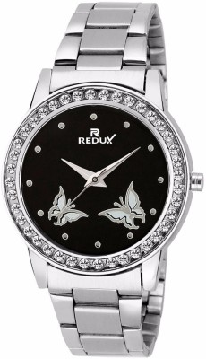 REDUX Butterfly Black Dial Girls Analog Watch   For Girls REDUX Wrist Watches