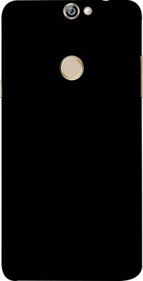 iCopertina Back Cover for Coolpad Max A8(Black, Grip Case, Flexible Case)