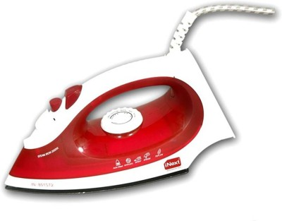 Inext 701st1 1200 W Steam Iron(Red, Green)