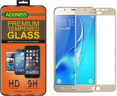 Adoniss Tempered Glass Guard for Samsung Galaxy J7 Max