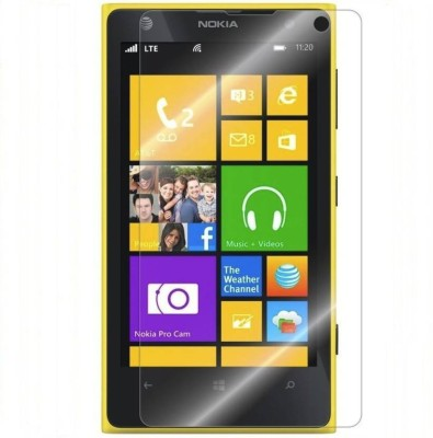 BIZBEEtech Tempered Glass Guard for Nokia Lumia 1020(Pack of 1)