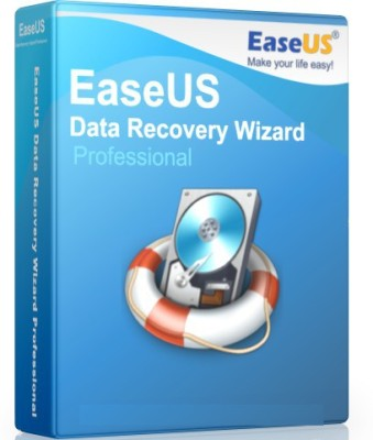Easeus Data Recovery Software for Windows(Lifetime, 1 PC)