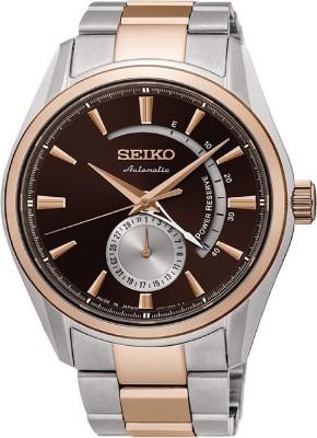 Seiko SSA308J1 Analog Brown Dial Men's Watch (SSA308J1)