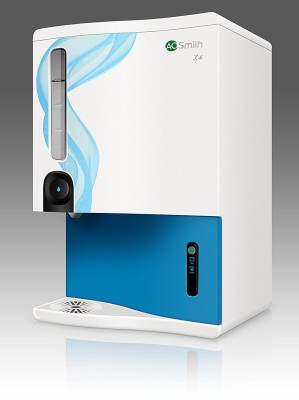 AO Smith Z4 9 L RO Water Purifier(WHITE/BLUE)