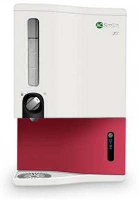 AO Smith X7 9 L RO Water Purifier(WHITE/RED)