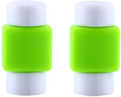 ACUTAS USB Charging Cable Saver Protector Cover For Ipone Cable (Mullti Color) Cable Drop Clip(Mullti Color)
