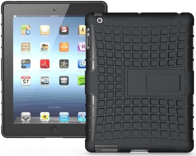 Wellmart Back Cover for Apple iPad Air 2(Black, Shock Proof, Rubber, Plastic) Flipkart