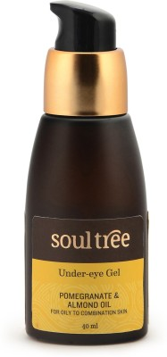SoulTree Under Eye Gel with Pomegranate & Almond Oil(40 ml)