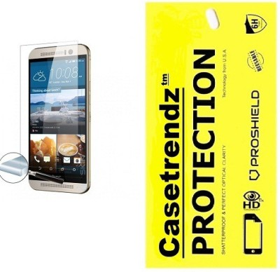 Case Trendz Impossible Screen Guard for htc desire m 8(Pack of 1)