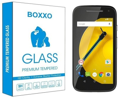RIGID Tempered Glass Guard for Motorola Moto E (2nd Gen) 4G