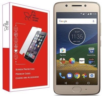 Efficia Tempered Glass Guard for Motorola Moto G5(Pack of 1)