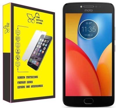 Efficia Tempered Glass Guard for Motorola Moto E4 Plus(Pack of 1)