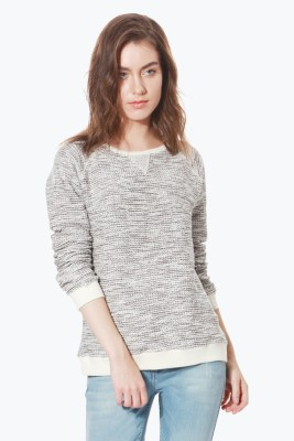 Cayman Printed Round Neck Casual Women