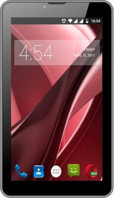 View Swipe Razor VoLTE 8 GB 7 inch with Wi-Fi+4G Tablet(Grey)  Price Online