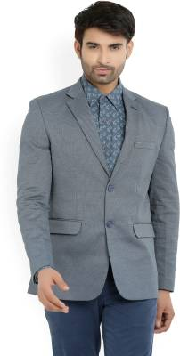 Numero Uno Solid Single Breasted Casual Men's Blazer