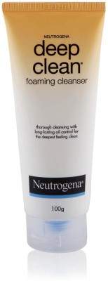 Neutrogena Deep Clean Foaming Cleanser, 100 g