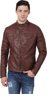 FashionsTree Full Sleeve Solid Men's Jacket