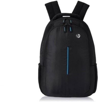 HP HP_black2509 15 L Laptop Backpack Black