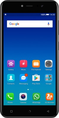 Gionee A1 Lite (Black, 32 GB)(3...