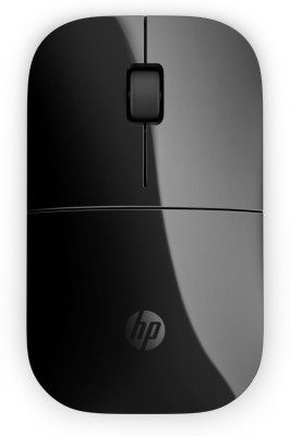 HP Z3700 Wireless Optical Mouse(USB, Black)