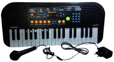 Kashti Multicolour Plastic Electronic Musical Keyboard Piano Toy(Multicolor)