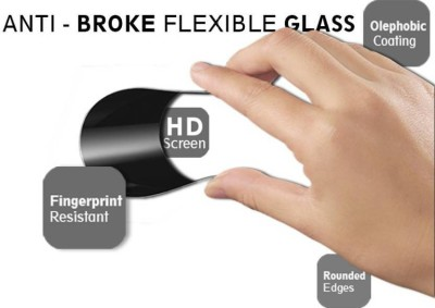 MudShi Impossible Screen Guard for Motorola Moto E4 Plus(Pack of 1)