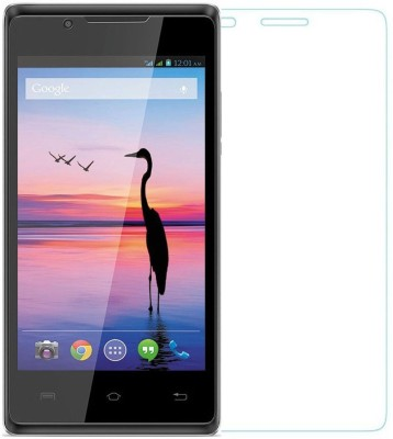 Jrspread Tempered Glass Guard for Lava Flair Z1