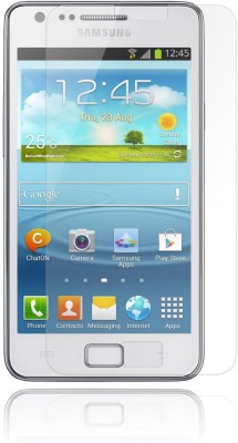 TRUSTPARAS Tempered Glass Guard for Samsung Galaxy S II I9100