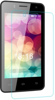 Mobcase Tempered Glass Guard for Intex Aqua Star II HD